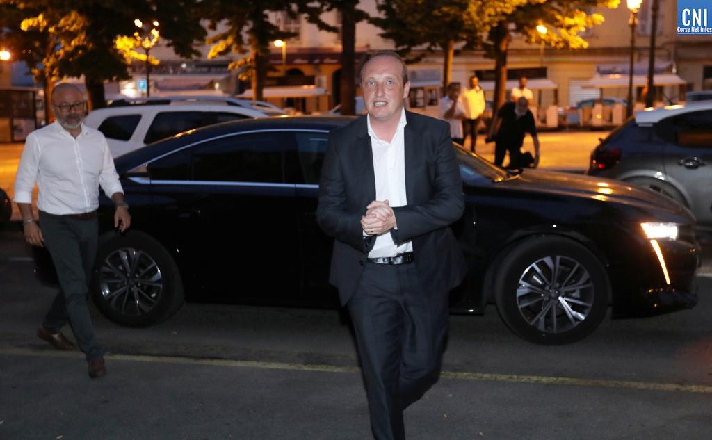Laurent Marcangeli.