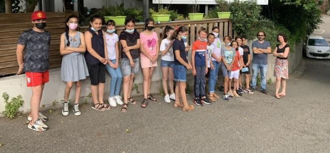 « Spacchittemu l'avvene »: à Bastia les élèves de l'école Campanari affichent leur désir de protéger l'environnement