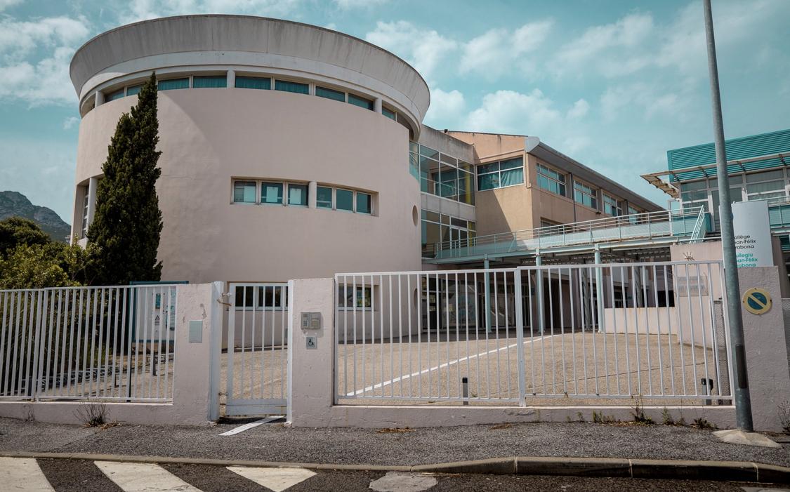 Le collège de Calvi