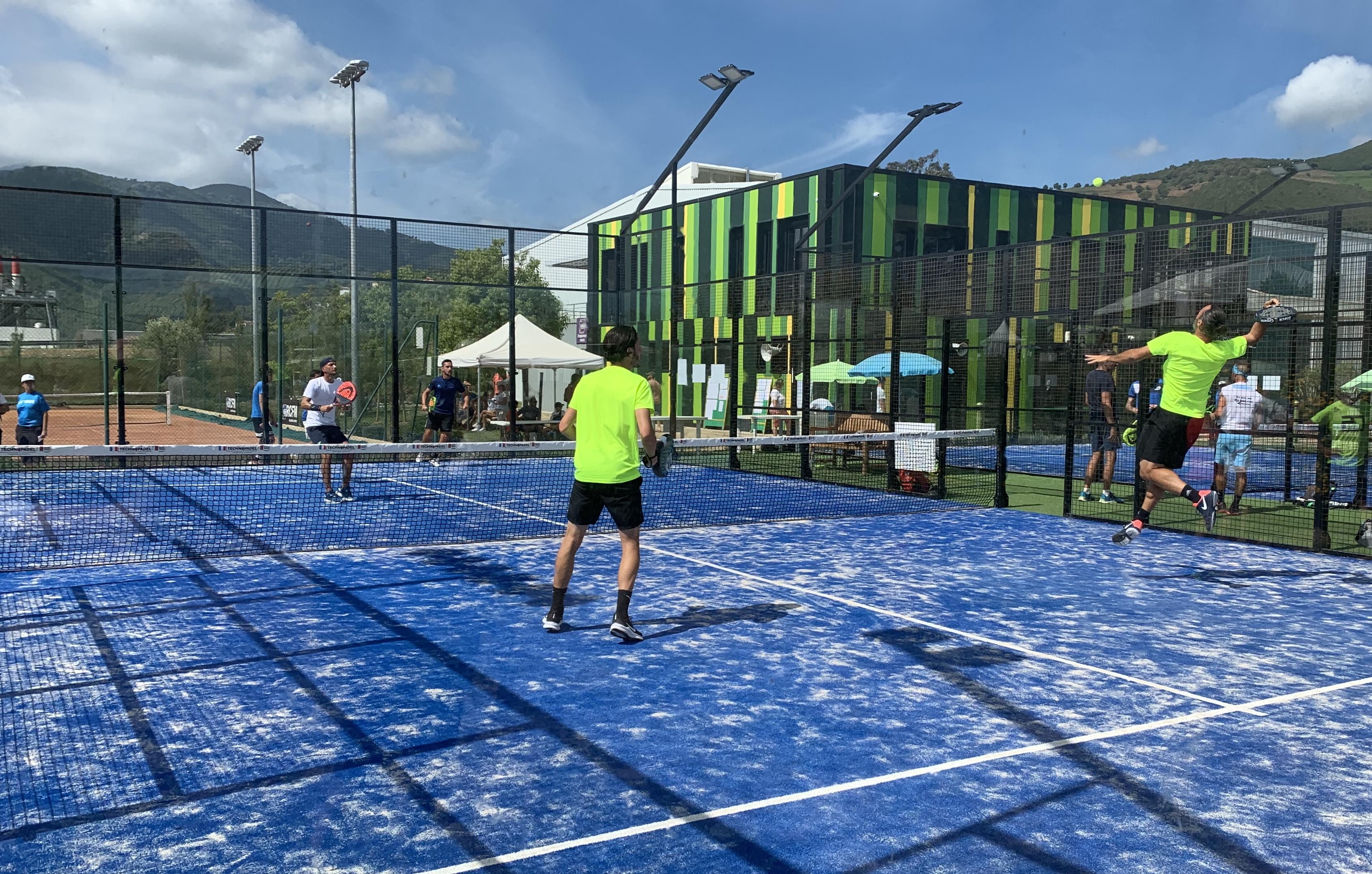 Tennis : les championnats de Corse, tableau junior, et de Padel se poursuivent à Lucciana