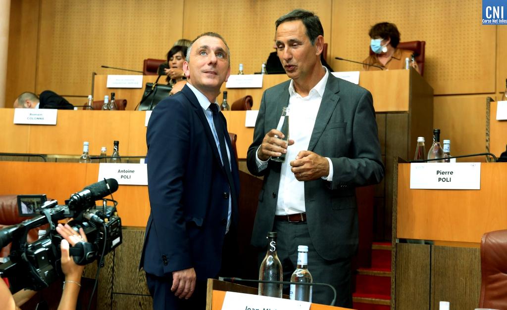 Jean-Christophe Angelini et Jean-Michel Savelli (Un Soffiu Novu)
