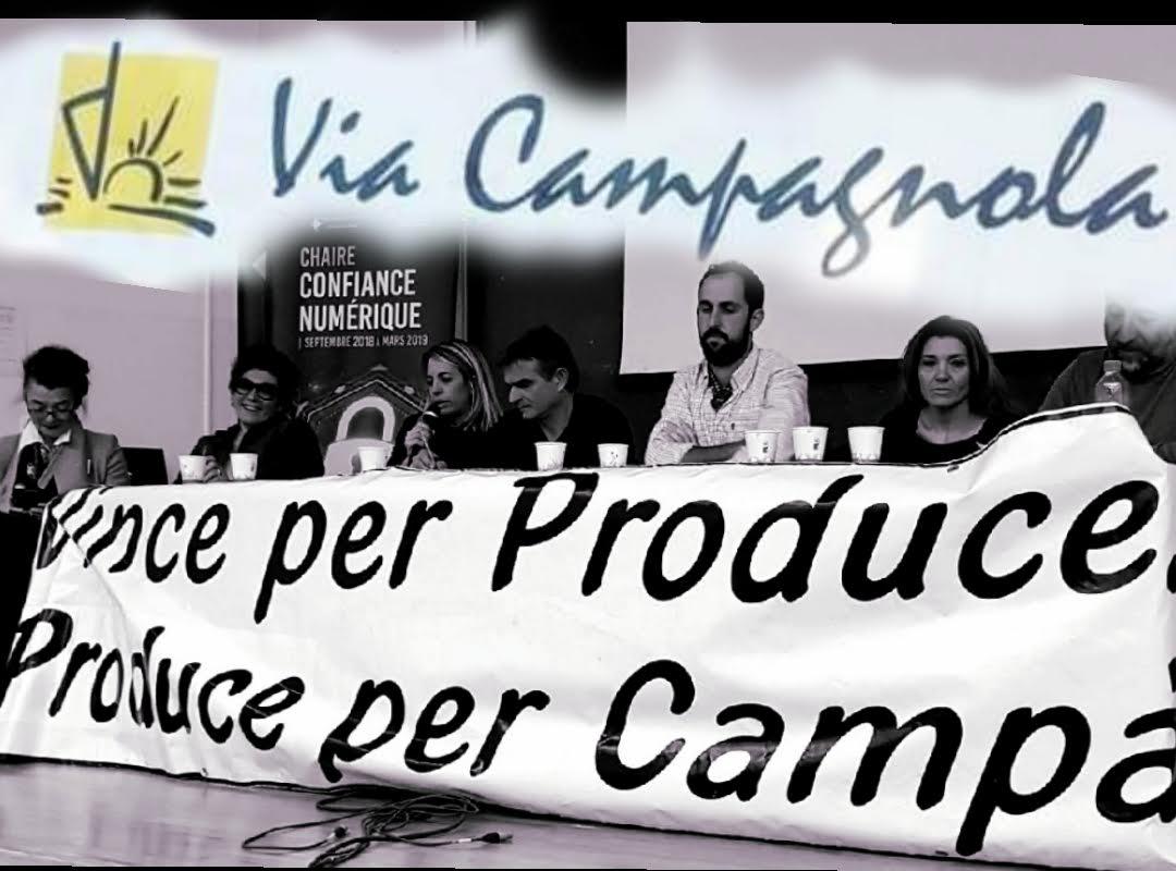 Agriculture : Via Campagnola salue le travail de Lionel Mortini