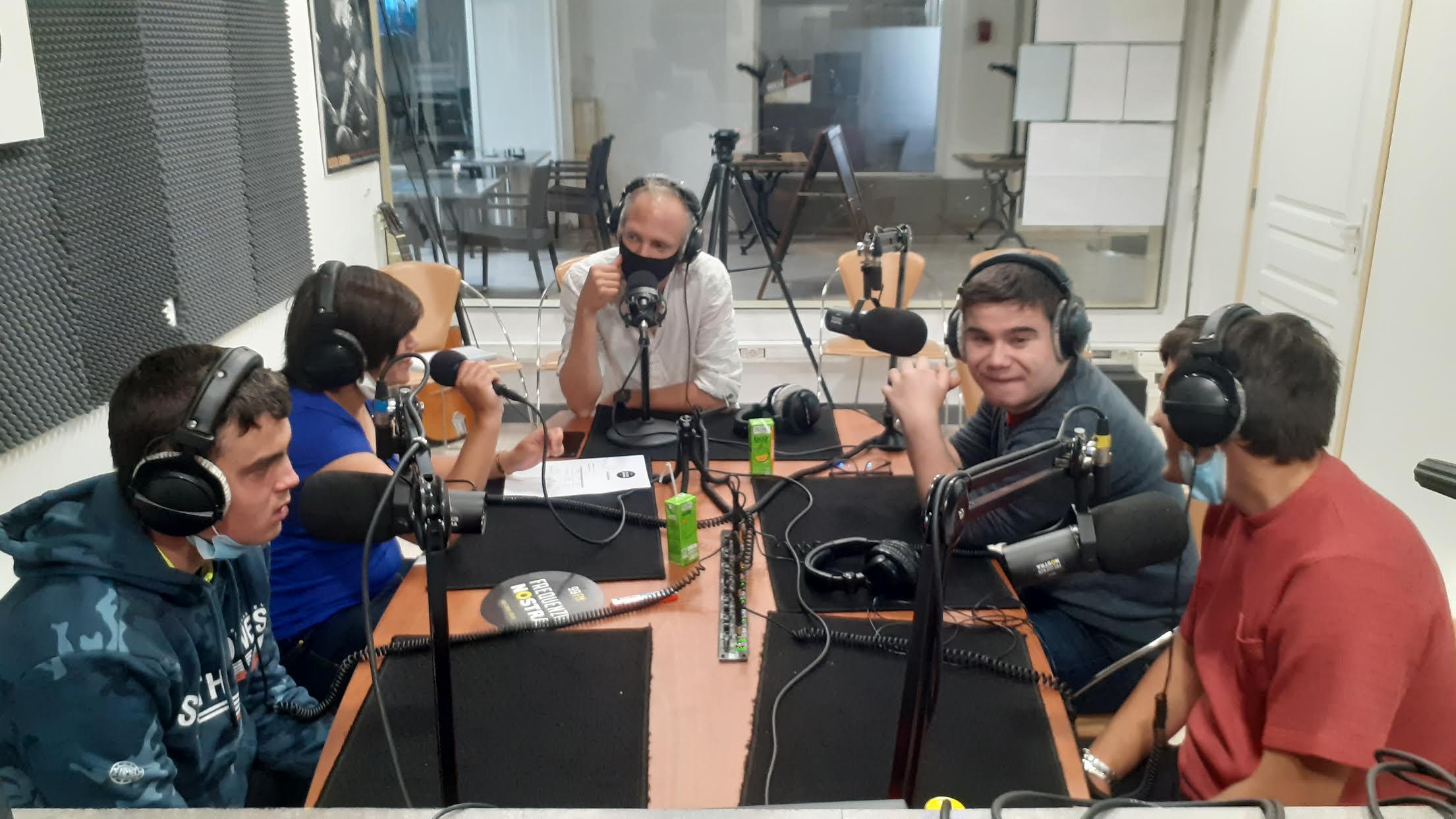 Ajaccio : quand la radio devient un outil en faveur de l'inclusion
