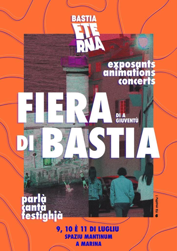 """A Fiera di a Giuventù di Bastia : """"pour faire le lien entre tradition et modernité"""""""