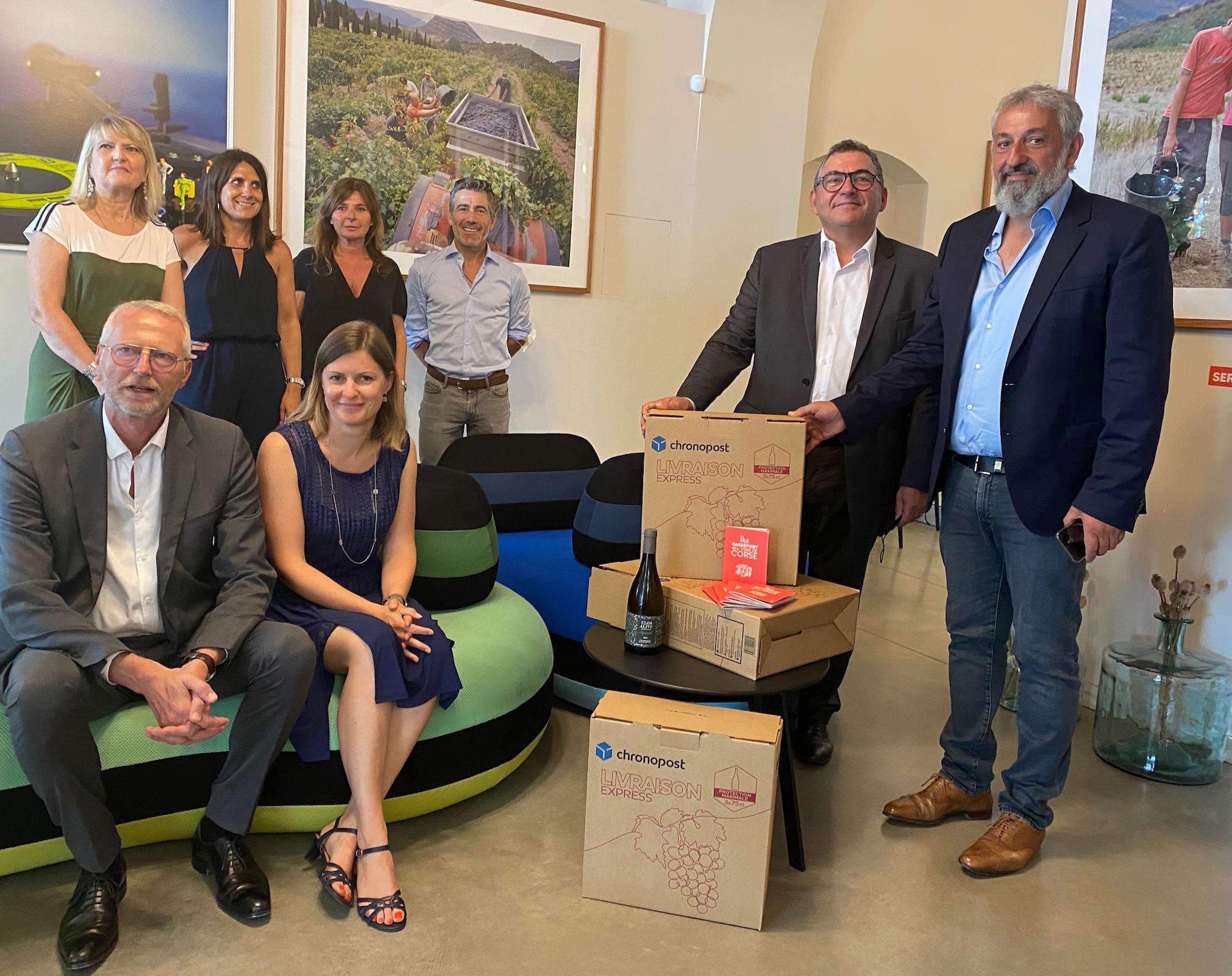 Chrono Viti propose des emballages sécurisés pour un envoi à l'international.