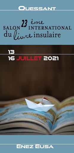La Corse présente au Festival International du livre insulaire à Ouessant