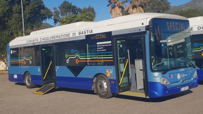 Communauté d'agglomération de Bastia : bus des plages gratuits jusqu'au 31 août