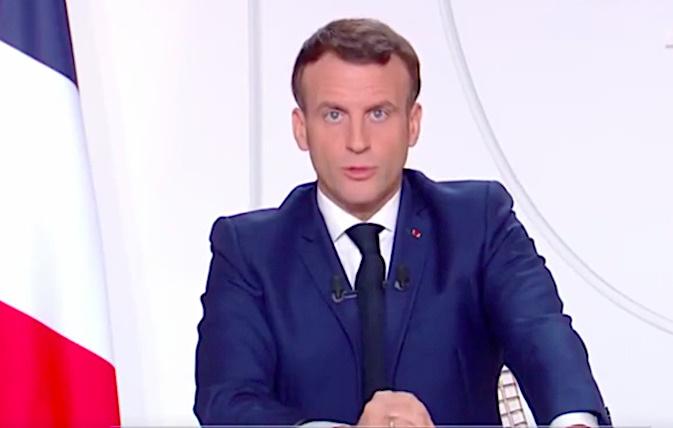 Macron devant les Français pour contrer le variant Delta et doper la relance