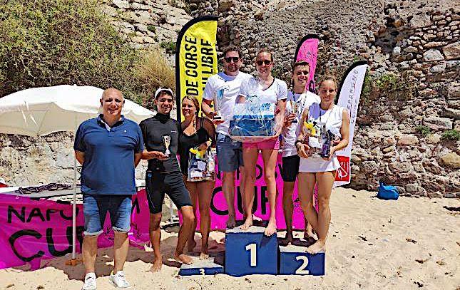 Première Napo Swim Cup à Ajaccio : une grande réussite