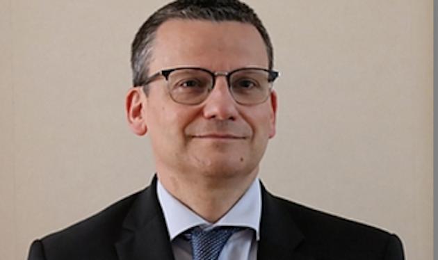 Yves Bossuyt, nouveau sous-préfet de Corte