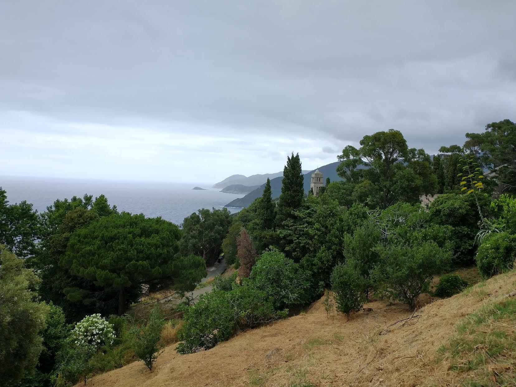Le Cap Corse (ftz diehc)