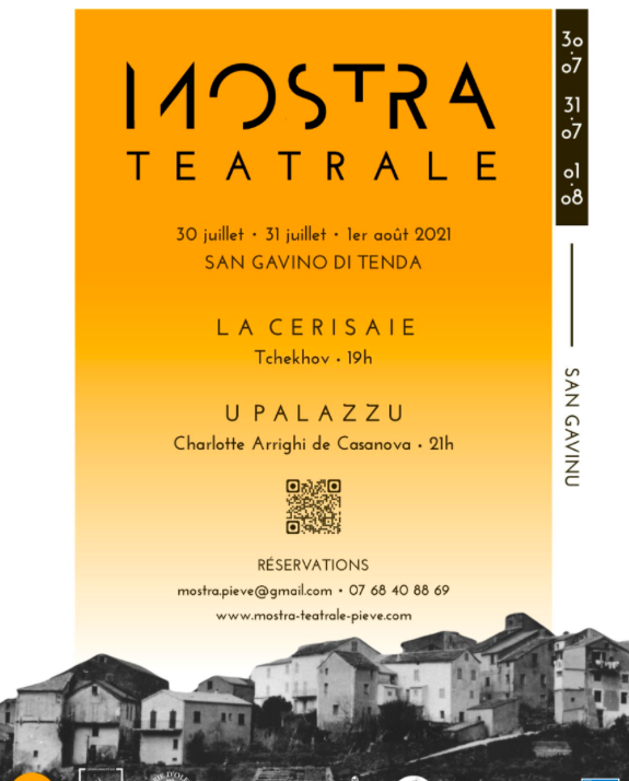 Le festival Mostra Teatrale revient dans le Nebbiu ce weekend