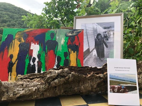 Santa Lucia di Mercurio : La belle expo «Visages du monde»
