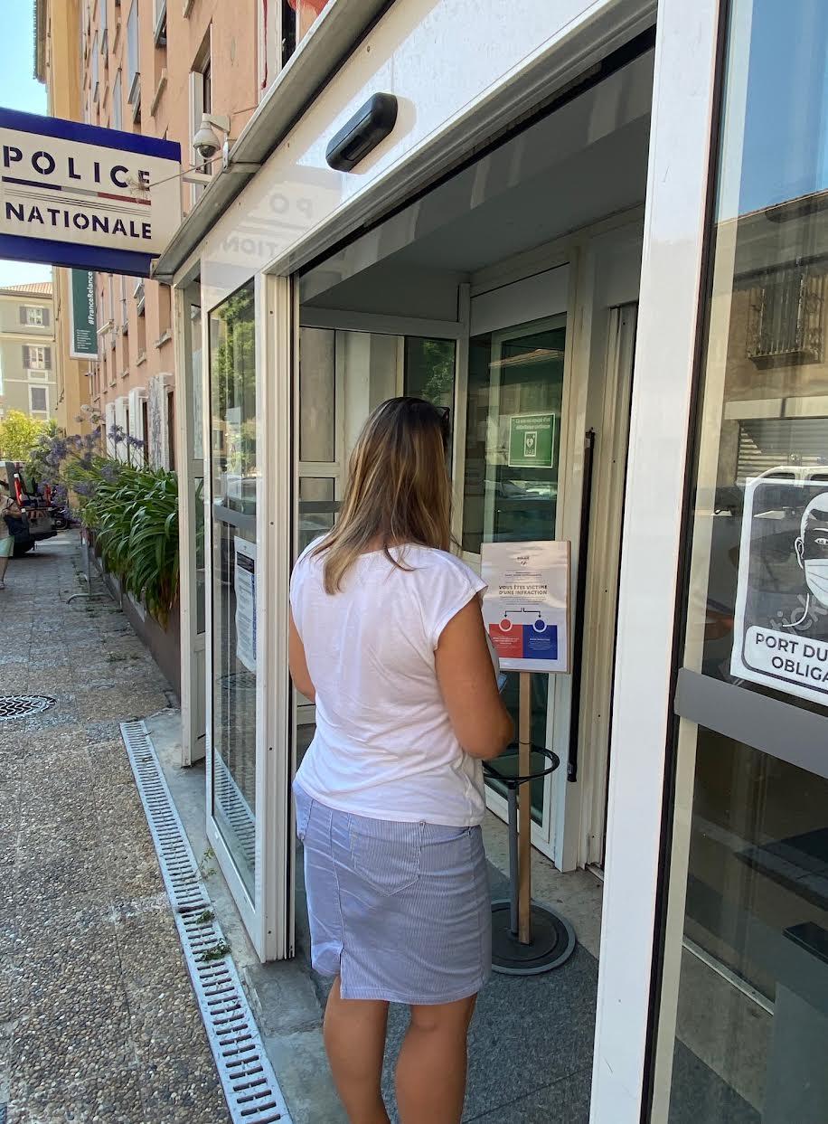 Un TAC pour les victimes d'infractions au commissariat de police d'Ajaccio
