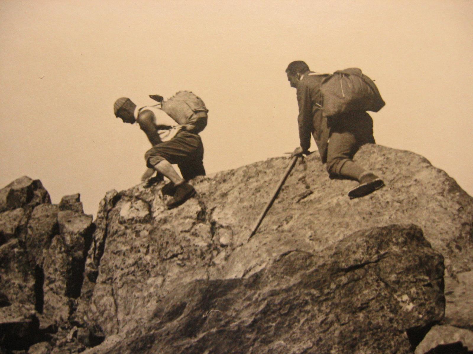 Photo Ing von Orel 1910 extraite du livre.