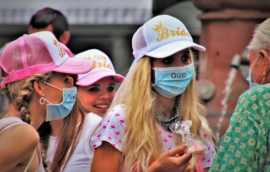 Ce mercredi 4 août le préfet de Haute-Corse s'est inquiété du fort nombre de contaminations chez les plus jeunes. Crédits Photo : Pierre-Manuel Pescetti