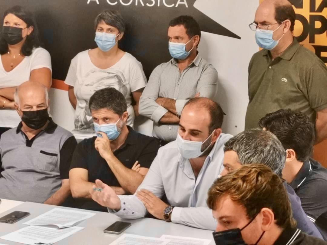 Femu a Corsica demande trois signes forts au gouvernement et lance un appel à la mobilisation