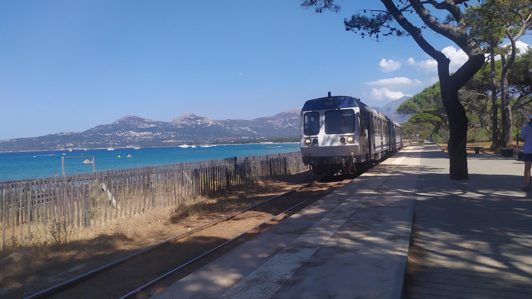 La photo du jour : u trenu di Balagna