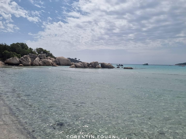 La photo du jour : dans les eaux claires de Santa Ghjulia
