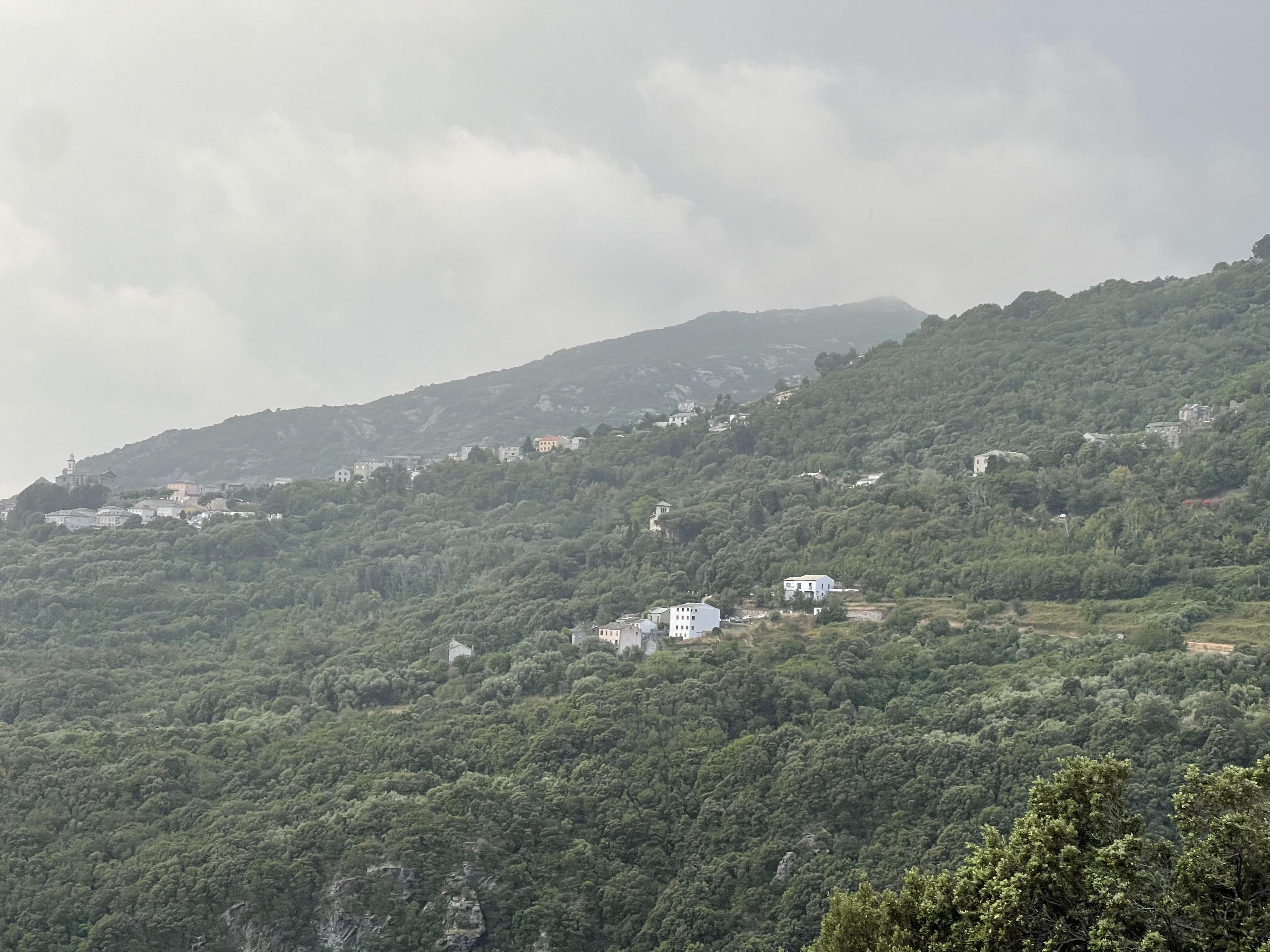 Nouvel épisode de pollution atmosphérique attendu sur la Corse