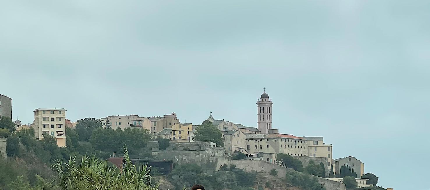 Pollution atmosphérique :  augmentation des concentrations en particules fines en Corse