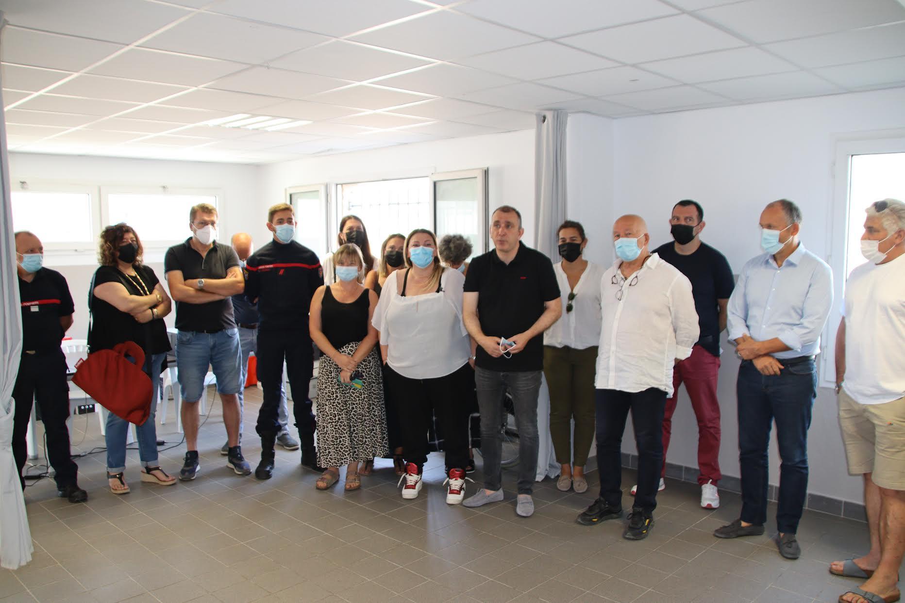 """2 000 personnes invitées à se faire vacciner à Portivechju : pour Jean-Christophe Angelini """"l'essentiel reste à faire"""""""