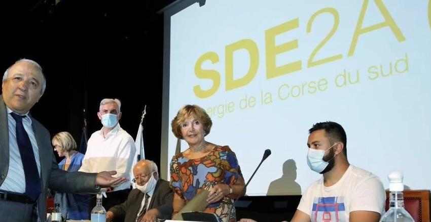 Corse du Sud : Coup de force d'une coalition PNC-droite pour la présidence du Syndicat de l'énergie