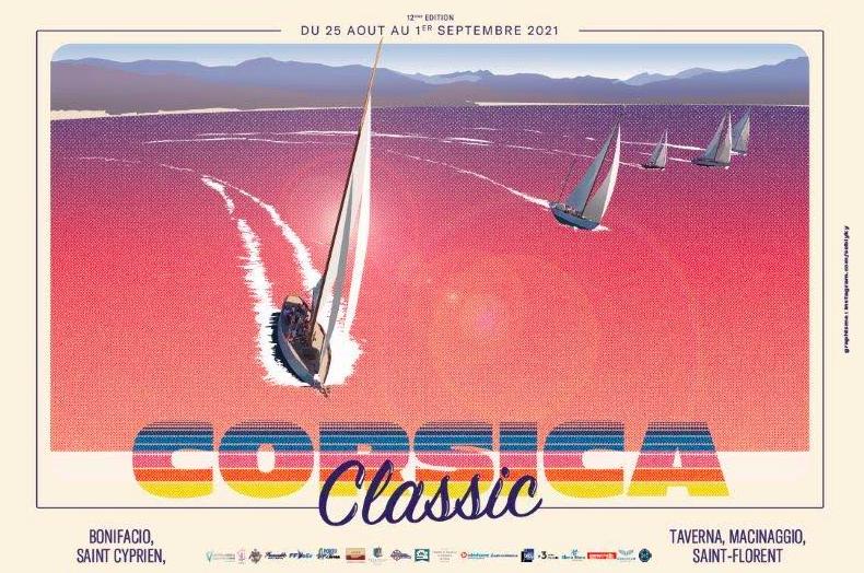 La 12ème édition de la Corsica Classic hisse les voiles à Bonifacio