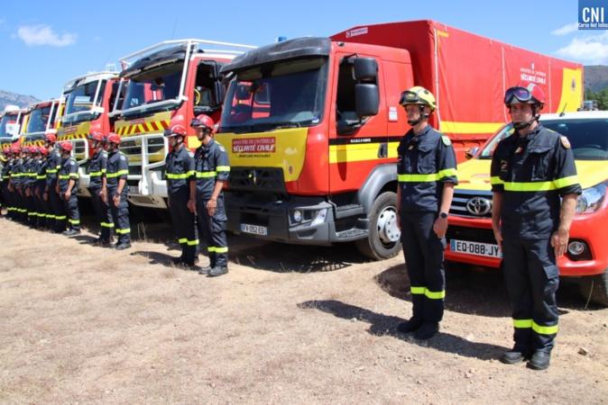 Risques d'incendie en Haute-Corse : les massifs du Fangu, de Bonifatu et de l'Agriate fermés