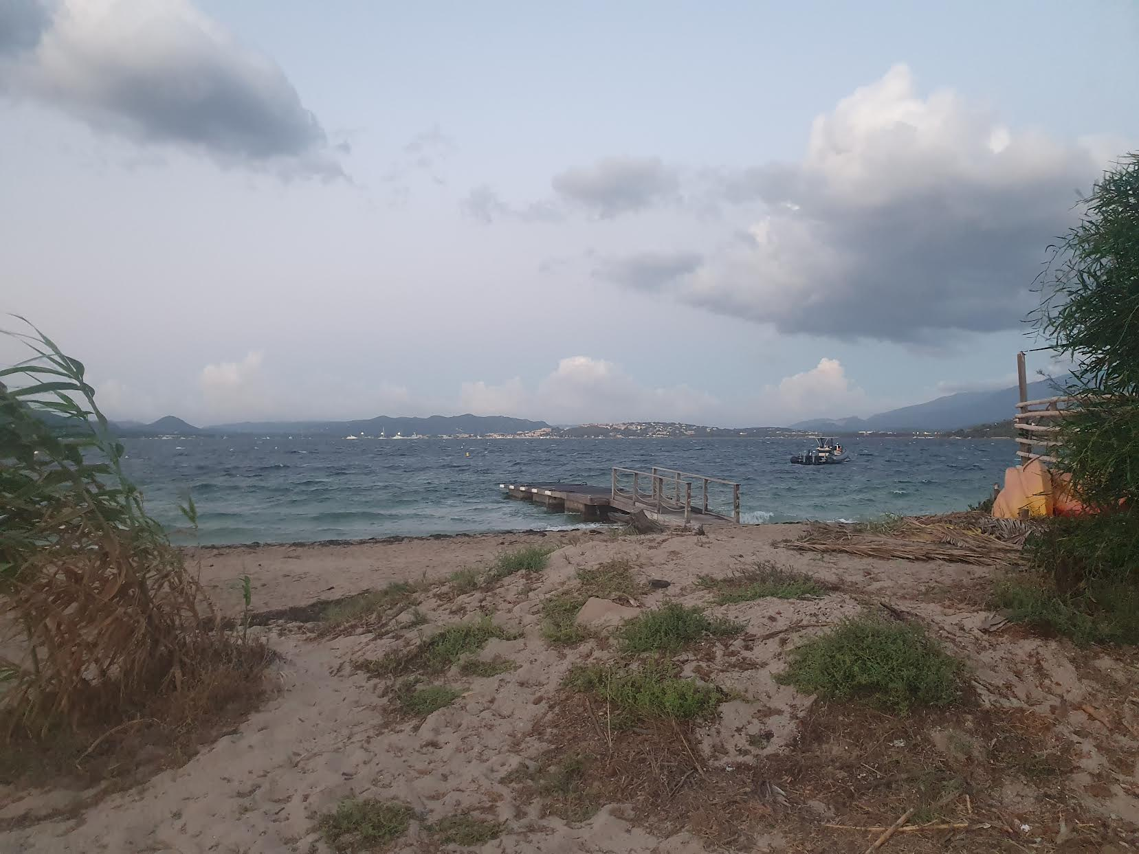 La météo du samedi 28 août 2021 en Corse