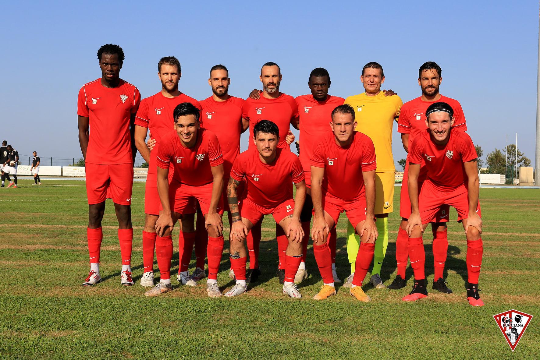 Belle entrée en matière pour les joueurs du président Santini de Lucciana, vainqueurs à Nice 2 - 1