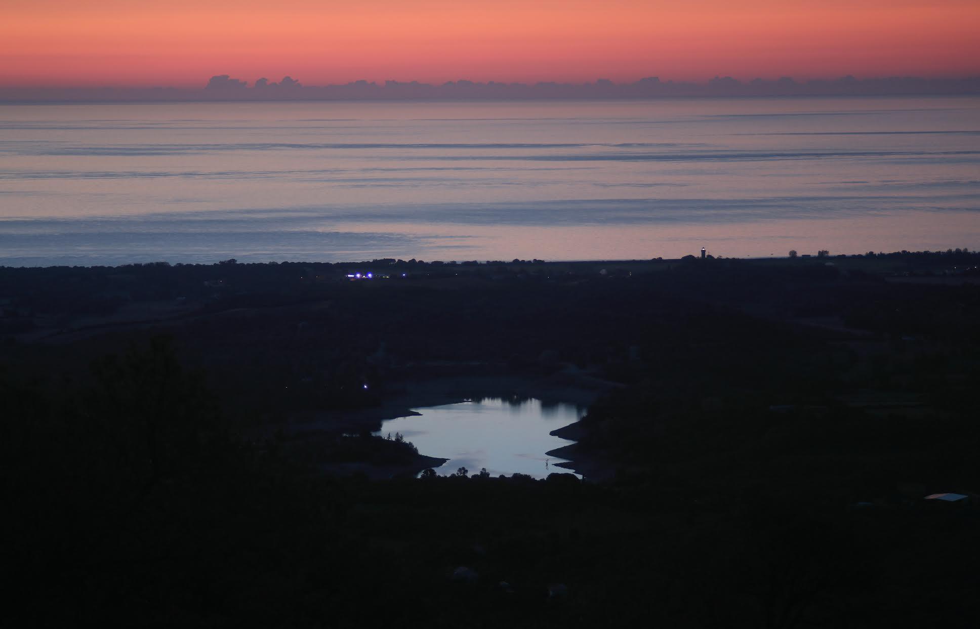Au-dessus de Canale-di-Verde (Hyacinthe Sambroni)