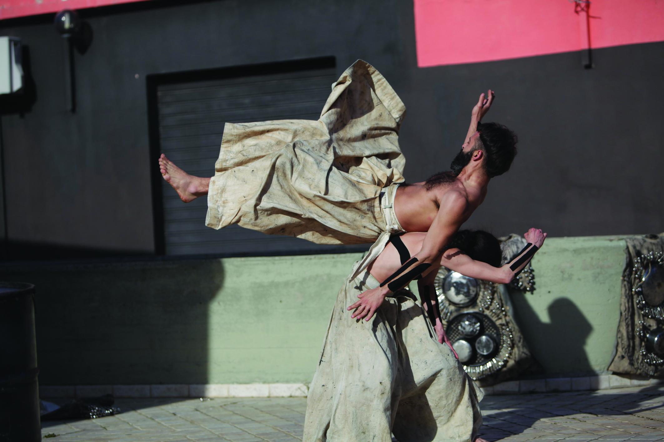 Zato e Ychi Balletto di Sardegna (credit ASMED)