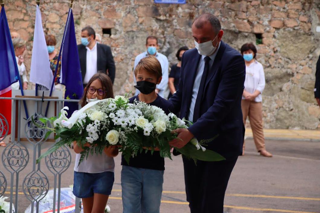 La Corse a célébré le 78e anniversaire de la libération de 1943