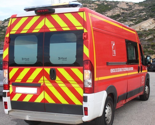 Ghisonaccia : trois femmes blessées dans un accident de la route