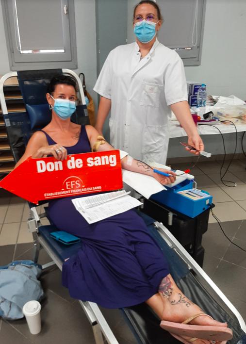 Don de sang : encore une belle mobilisation à Ghisonaccia
