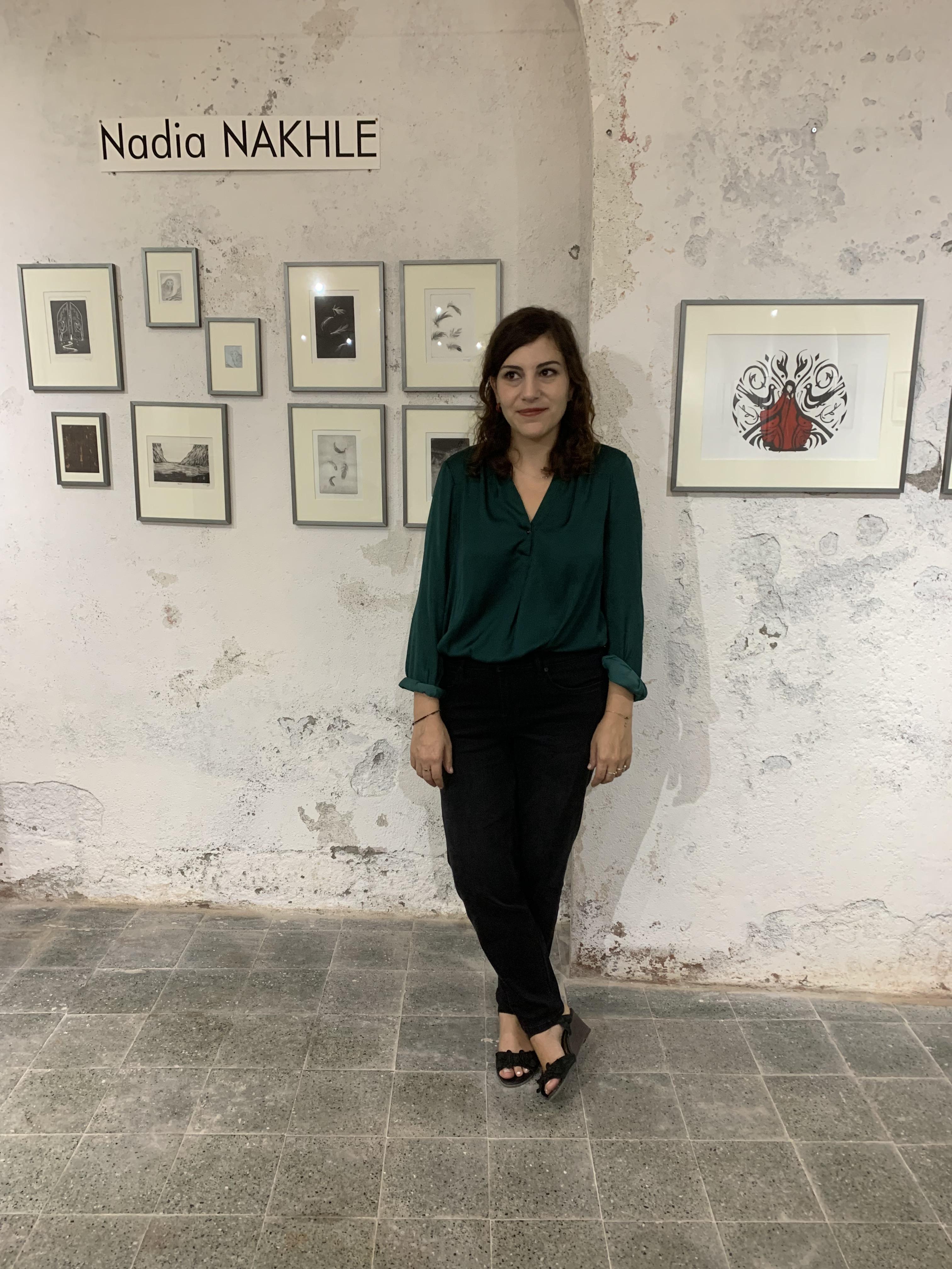 BD à Bastia : A Nadia Nakhlé le prix des lycéens