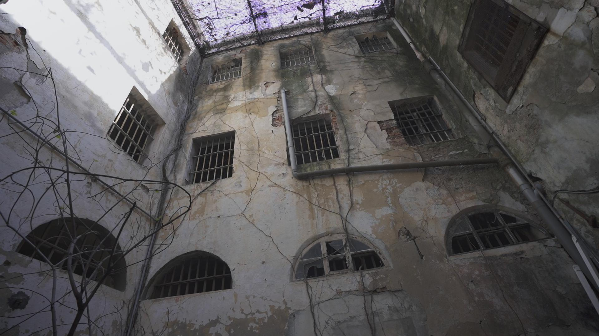L'ancienne prison Sainte-Claire de Bastia