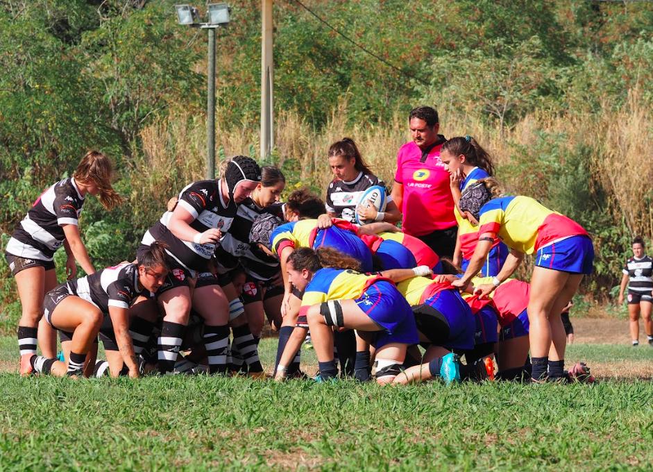 Rugby : Andorre dispose de la Squadra Corsa