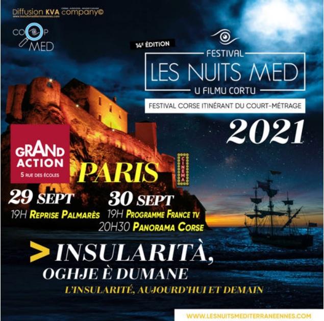 Le festival «Les Nuits Med » clôture sa 14ème édition à Paris