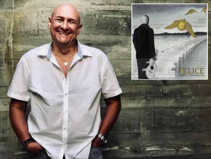 Corse : «Felice», le nouvel album de Robert Chantereau