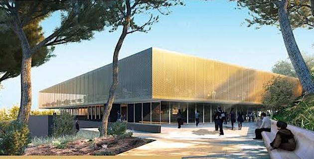 Le centre culturel Alb'Oru