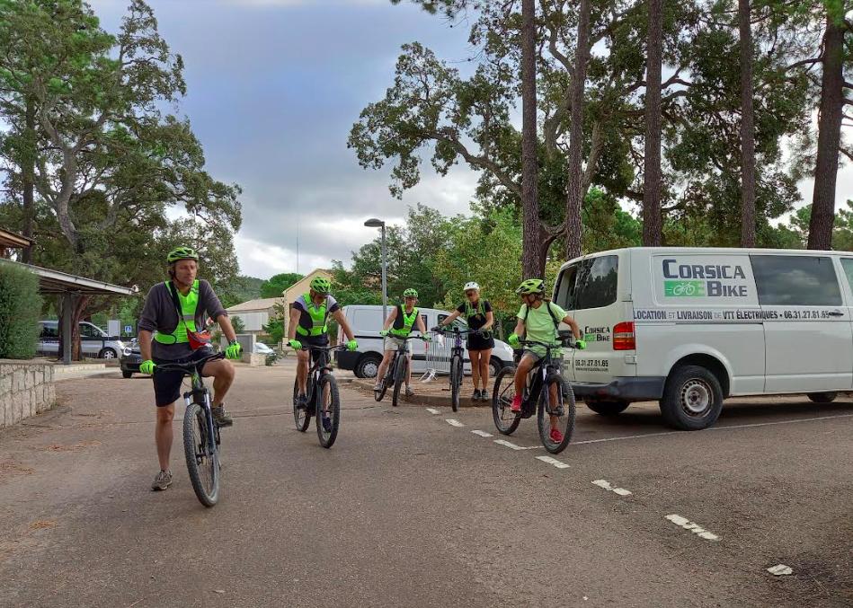 Des balades à vélo pour promouvoir la mobilité dans l'Extreme-Sud