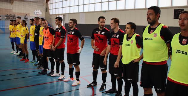 Bunifaziu Futsal a pris le meilleur cet après-midi sur le CO Ile-Rousse