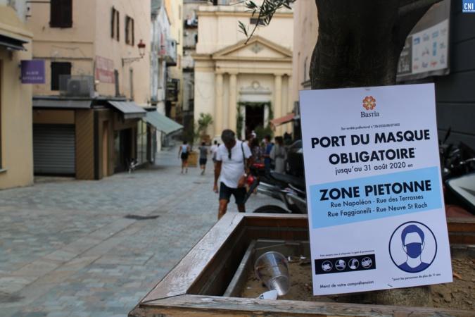 Covid-19 : vers un assouplissement des mesures sanitaires en Haute-Corse ?