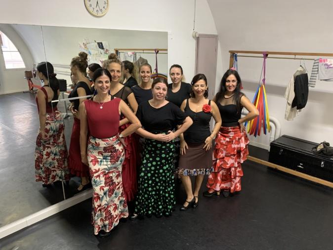 Anne Guidicelli, le flamenco est de retour !