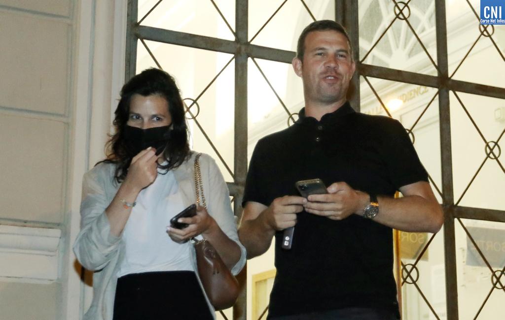 Valérie Bozzi et Sylvestre Ceccaldi