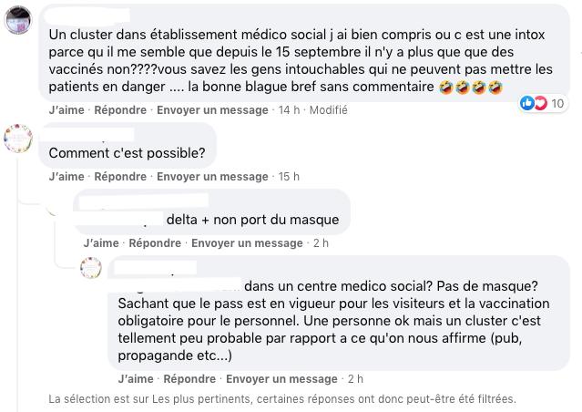 """Cluster dans un établissement médico-social en Corse-du-Sud : """"comment est-ce possible ?"""""""