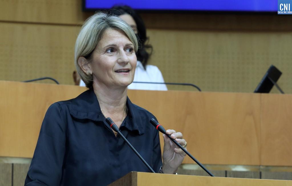 Nanette Maupertuis  - Photo Michel Luccioni