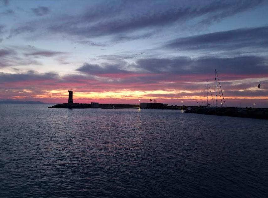 Le phare de Macinaggio - photo Sambroni Gabriel